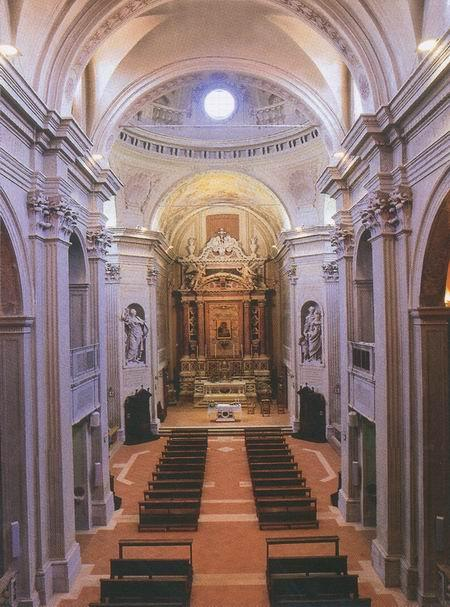 Il recupero di San Filippo Neri a Forli