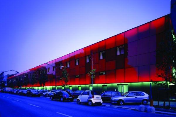 FACCIATE CONTINUE, RIVESTIMENTI ARCHITETTONICI, BUILDING AUTOMATION