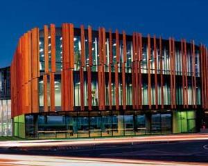 Il legno e l architettura contemporanea for Architettura contemporanea barcellona