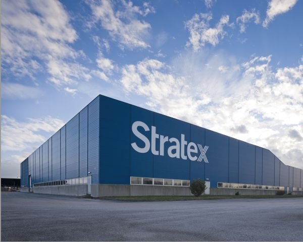Stratex, nuovo stabilimento di Palazzolo dello Stella