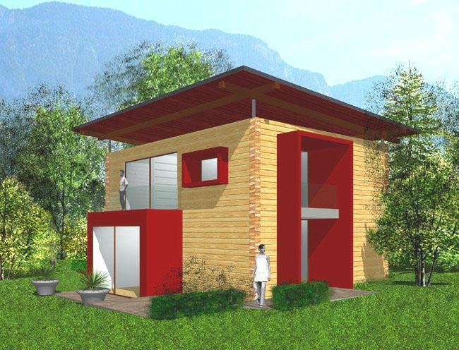 Rubner Haus presenta un nuovo concetto di ?blockhaus?