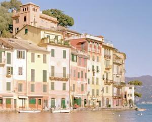 Piano del colore di Portofino. Seconda parte