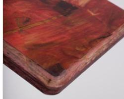 Pannelli in trucioli e resina