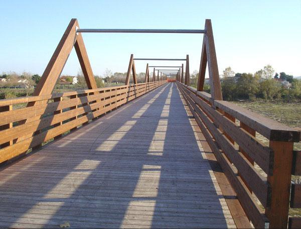 Il Ponte sul Fiume Tordino