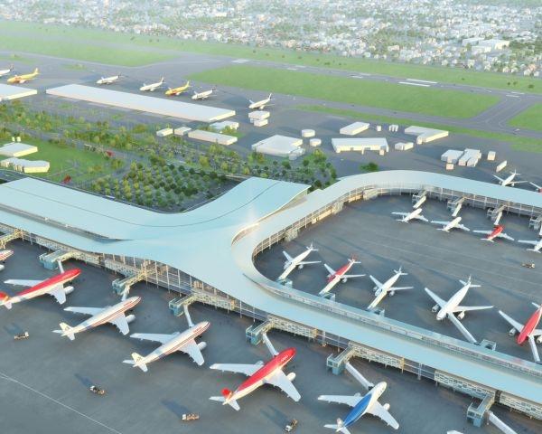 Iscom firma la copertura del nuovo aeroporto internazionale di Bogotà