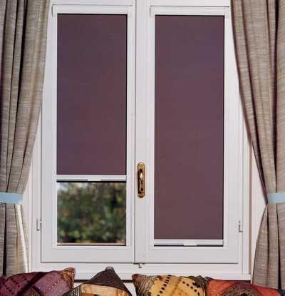 Tende oscuranti a caduta - Tende per finestre interne ...