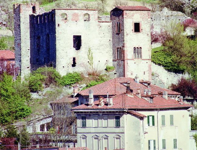Il recupero del Castello di Millesimo a Savona