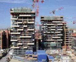 Il Bosco Verticale di Milano cresce due metri ogni settimana