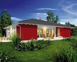 Nuove villette monopiano haas for Log planimetrie nuove case