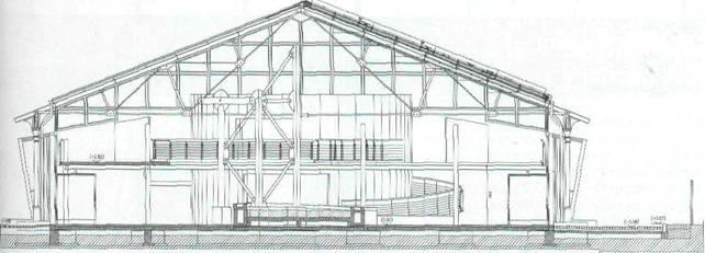 Il museo dei bambini di roma for Inquadratura del tetto del padiglione