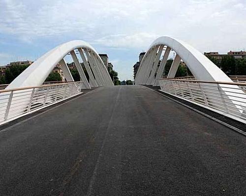 Calcestruzzi di ultima generazione per il Ponte della Musica di Roma