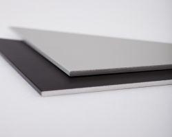 Processo per la produzione di alluminio anodizzato opaco