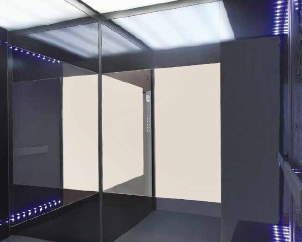 IGV: nuova collezione cabine