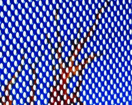 Reti metalliche stampate digitalmente