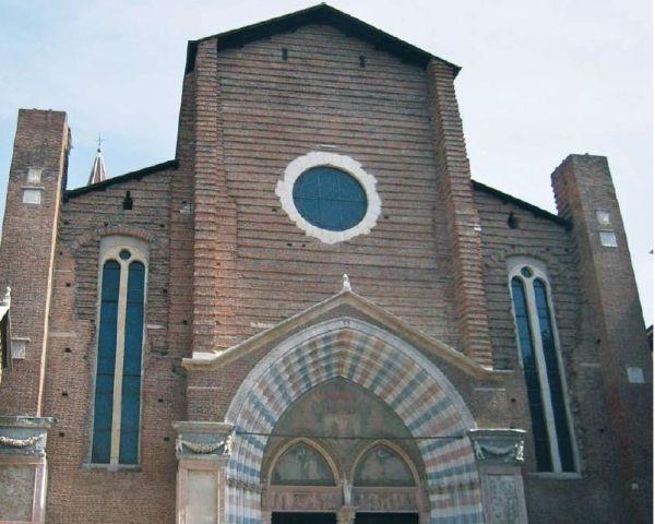 Basilica di S.Anastasia a Verona, l'intervento di Uretek