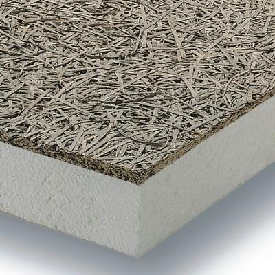 Pannelli isolanti in lana di legno e cemento portland for Pannelli resistenti al fuoco per rivestimenti di case