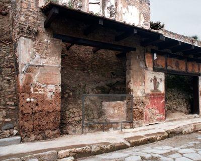 Il cantiere di restauro di Pompei. Seconda parte