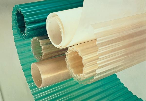 Lariver rotoli for Onduline plastica