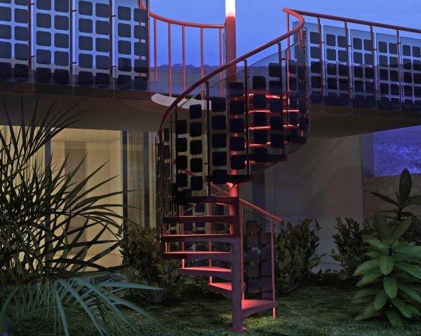 Fontanot, innovazione per tradizione: la scala si fa fotovoltaica