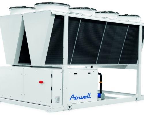 Airwell si rinnova e si presenta con nuova forza sul mercato