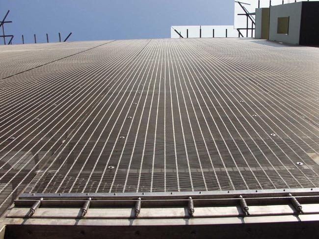 ARCHI-NET®: le maglie metalliche in architettura