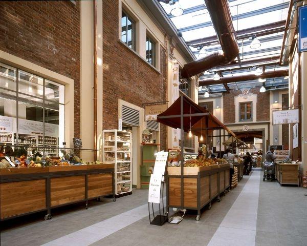Nuovo mercato dell'enogastronomia nell'ex stabilimento Carpano