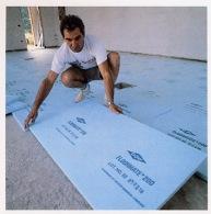 Pannelli isolanti sottopavimento pannelli termoisolanti - Materiale isolante termico ...