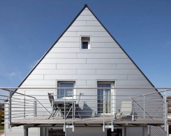 Loft in alluminio