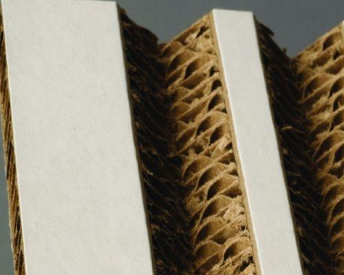Pannelli compositi stampabili in cartone riciclato