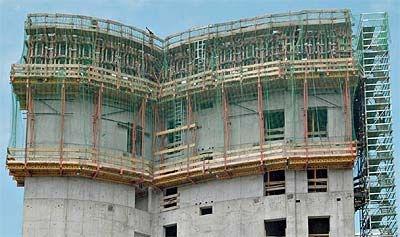 L influenza dell innovazione nella tecnologia delle casseforme for Costo della costruzione dell edificio