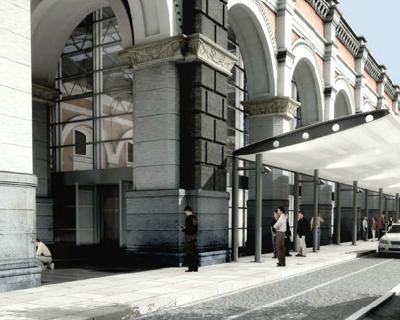 Torino porta nuova - Libreria feltrinelli porta nuova torino ...