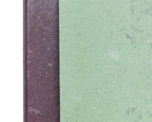Composito terra silicea/polimeri riciclati