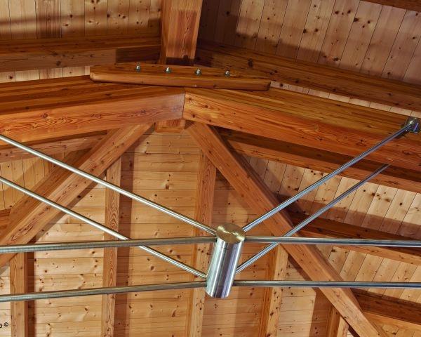 Coperture in legno su misura, risparmio, sicurezza e durabilità