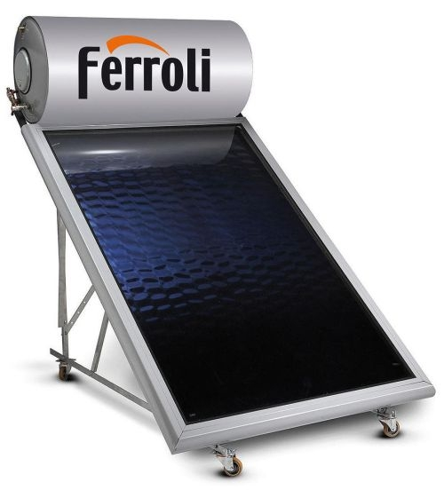 ECOLUX: PANNELLI SOLARI A CIRCOLAZIONE NATURALE