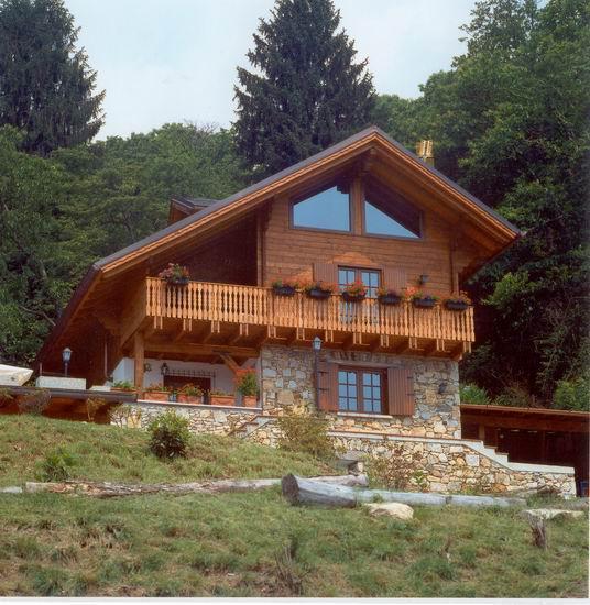 Le case in legno di AlbeCase