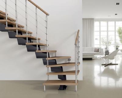 Genius: la scala per l'abitare contemporaneo