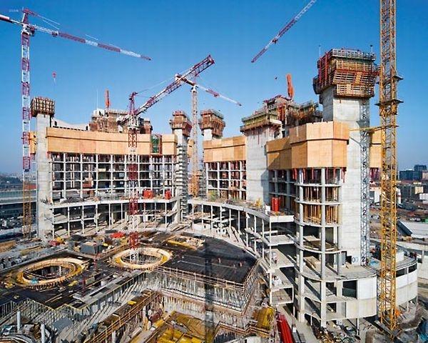 La tecnologia PERI protagonista nella costruzione delle torri di Porta Nuova Garibaldi