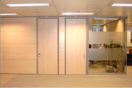 Pareti divisorie mobili e attrezzate for Pareti divisorie mobili per interni