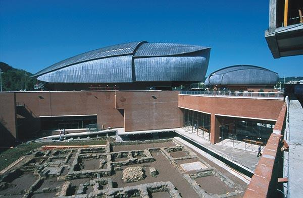 Sale Parco Della Musica Roma : Lauditorium del parco della musica
