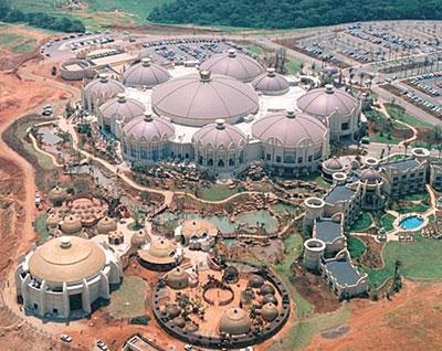 Casinò Sibaya in Sud Africa