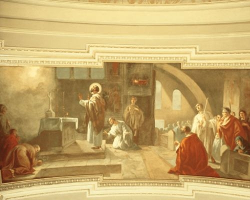 Restauro della Chiesa S. Ambrogio a Ronco Briantino