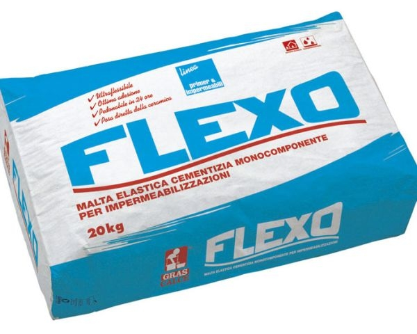 Stop all'acqua con FLEXO e FLEXO Liquid