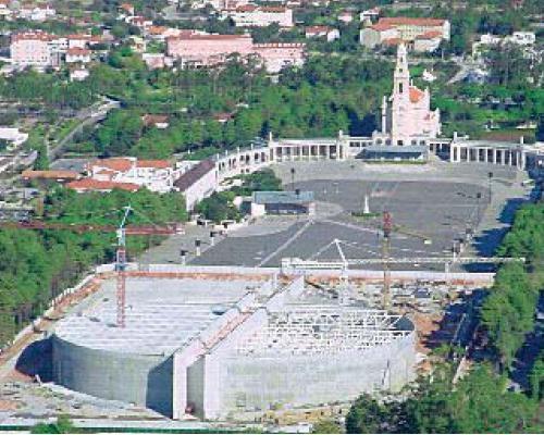 Chiesa della Santissima Trinità di Fatima