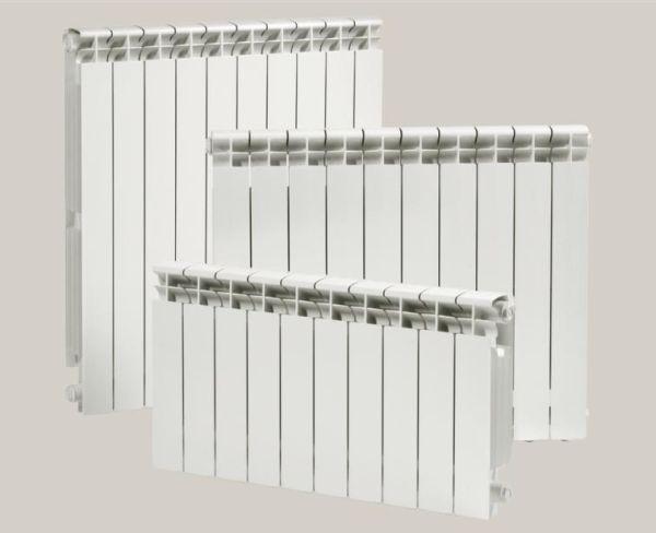 Radiatori in ghisa alluminio acciaio for Radiatori ghisa ferroli