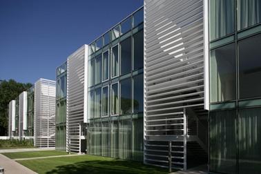 Dedalo minosse protagonista la committenza di qualit for Richard meier architetto