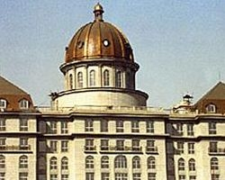 È firmato Tegola Canadese il tetto del Triumph Plaza di Pechino