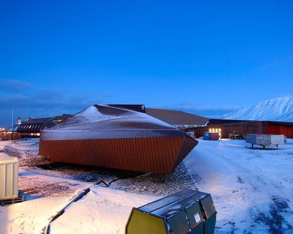 Svalbard Science Centre