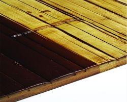 Pannelli leggeri in bambù pressato