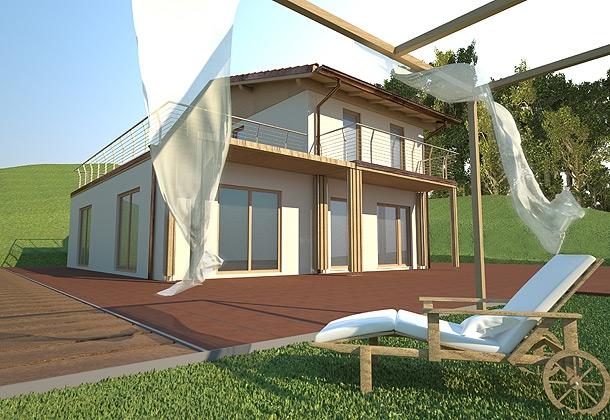 Smarthouse, la casa prefabbricata intelligente