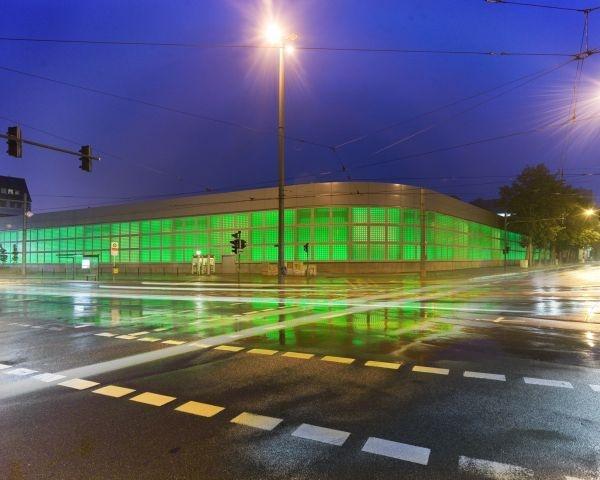 Seves Glassblock per il nuovo centro logistico Beck's a Brema